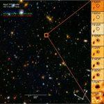 Яркая галактика полностью ионизировала свои окрестности в Эпоху реионизации