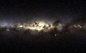 Новая группа звезд родом не из нашей Галактики открыта в составе Млечного пути