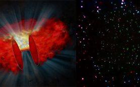 Черные дыры были ошибочно приняты за черные дыры другого типа и галактики