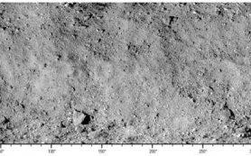 OSIRIS-REx создает фото мозаику астероида Бенну