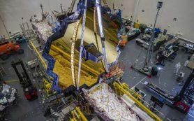 НАСА объявляет новую дату запуска космического телескопа Джеймса Уэбба