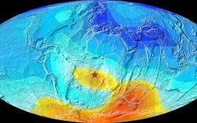Причина магнитной аномалии не связана со сменой магнитных полюсов Земли