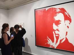 Выставка «Я, Энди Уорхол» откроется в Москве 25 сентября