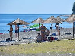 Как проходит отдых россиян в Абхазии