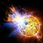 Прорыв в прогнозировании солнечных бурь