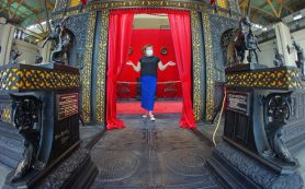 Знаменитый Каслинский павильон впервые за полвека примет посетителей