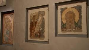 В музее архитектуры им. Щусева покажут фрески затопленного монастыря в Калязине