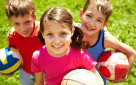 Спорт в жизни детей