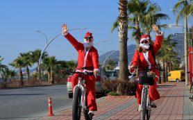 Отдых на Новый год в Турции