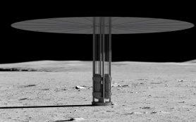 НАСА будет искать предложения по лунной ядерной энергетической системе