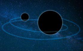 «Неравное» слияние двух черных дыр получает необычное объяснение