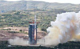 Отстреленная первая ступень китайской ракеты, возможно, упала рядом со школой