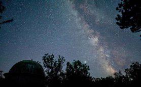 В России можно наблюдать полет МКС в ночном небе с 20 сентября по 10 октября