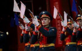 В парке «Патриот» завершился военно-музыкальный фестиваль «Спасская башня»
