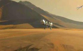Запуск Dragonfly на Титан перенесен на 2027 год