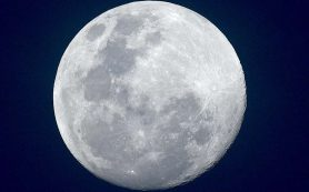 Магнитные поля на Луне — это остатки древнего динамо-машины