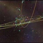 Измерено вращение сверхмассивной черной дыры в Млечном Пути