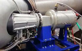 В ЦИАМ испытан турбогенератор гибридной силовой установки