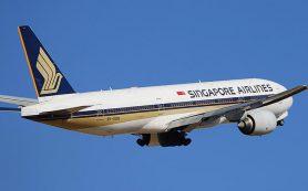 «Сингапурские авиалинии» отказались от рейсов без назначения на самолетах А380