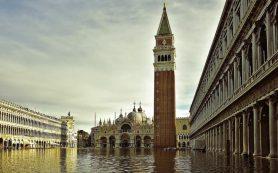 Эксперты: море вокруг Венеции скоро может превратиться в стоячее болото