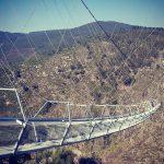 В Португалии придумали альтернативу банджи-джампингу на высоте 175 метров над землей