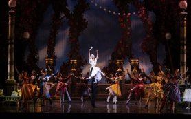 Фестиваль в Самаре открылся премьерой вечера балетов Владимира Бурмейстера