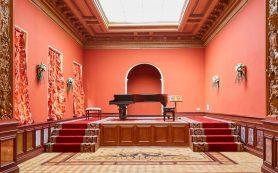 В Петербурге в особняке барона фон Дервиза откроется Музыкальная гостиная