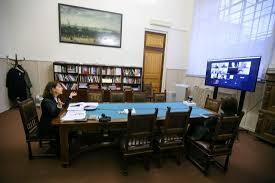 Марина Лошак убеждает, что во времена ковида музей остается одним из самых безопасных мест