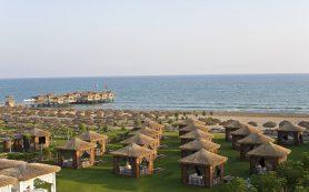 Белек — комфортабельный курорт Анталии