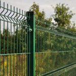 Панельный забор, монтаж шаг за шагом