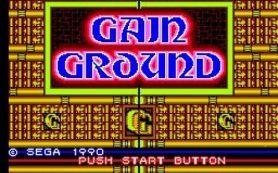 Gain Ground, 1991