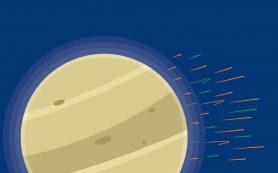Венера потеряла в космос удивительно мало воды