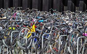 Как в Амстердаме борются с лишними велосипедами на улицах и мостах?