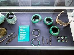Выставка древних кладов открылась в музейном квартале Тулы