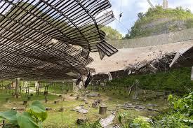 Обсерваторию Аресибо «не закрывают» после обрушения