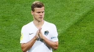 Кокорин не полетел на матч против «Зенита»