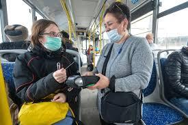 Как не заразиться коронавирусом в транспорте