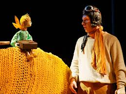 «Маленький принц» — премьерные показы в Театре кукол имени Образцова