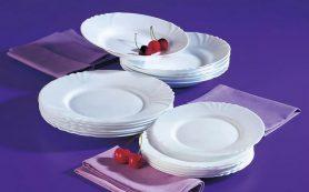 Тарелки Luminarc по лучшим ценам в интернет-магазине i-Posud