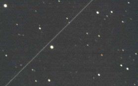 Исследование подтверждает, что темное покрытие может снизить отражательную способность спутников