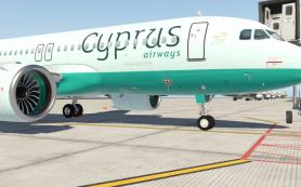 Россия запретила регулярные рейсы Cyprus Airways из Ларнаки в Москву