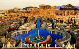 Греция продлила ограничения на туристические поездки еще на две недели