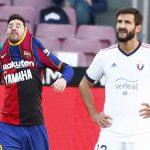 """Барселону"" накажут за поступок Месси в память о Марадоне"