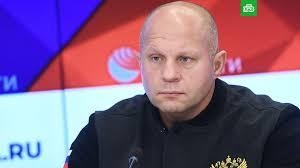 Федор Емельяненко госпитализирован с коронавирусом