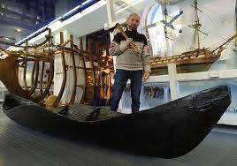 Пополнилась коллекция Северного морского музея в Архангельске