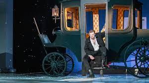 В театре Олега Табакова – спектакль «Мольер avec amour»