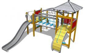 Роль игровых комплексов для физического развития детей