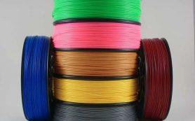 Характеристики ABS пластика для 3D принтеров