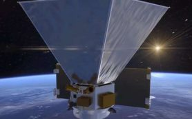 Проект космического телескопа SphereX НАСА переходит на новый этап реализации