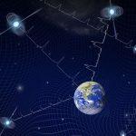 «Обсерватория размером с Галактику» наблюдает возможные гравитационные волны
